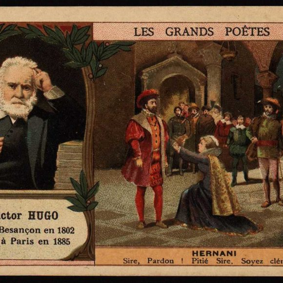 Café Hugo : le théâtre de Victor Hugo